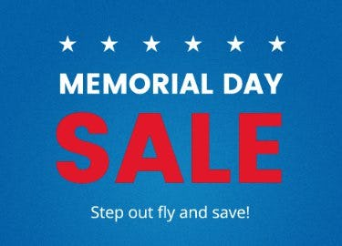 Memorial Day Sale from Kids Foot Locker