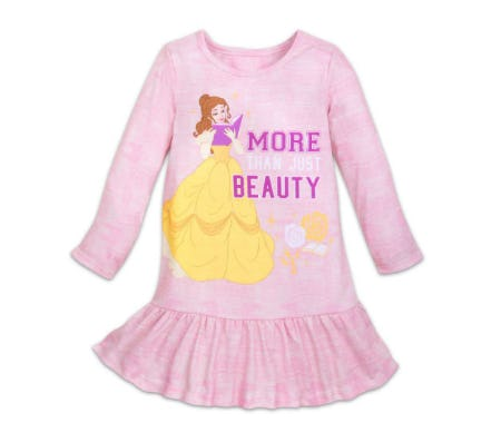 Belle Nightshirt for Girls from Disney Store