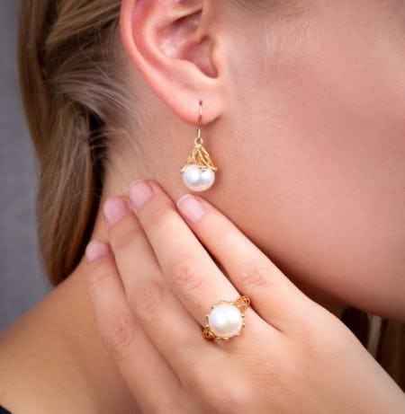 Neo Parisian Pearls from Ben Bridge Jeweler