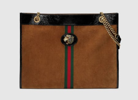 Rajah Large Tote from Gucci