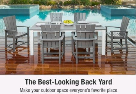 Shop Our Outdoor Furniture from Brookstone