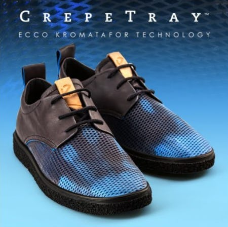 The ECCO Kromatafor Technology from ECCO