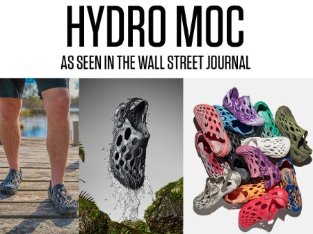 Hydro Moc Collections from Merrell