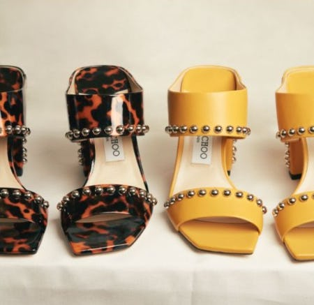 Spotlight On: Sunshine Sandals from Jimmy Choo