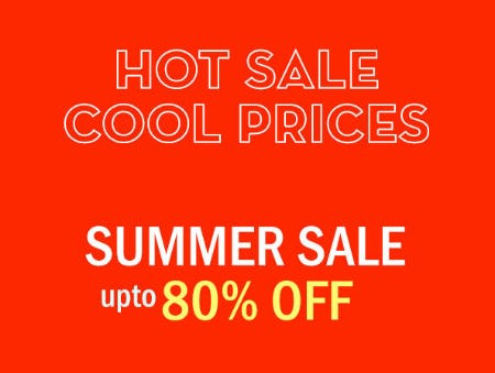 Summer Sale: Up to 80% off from Papaya