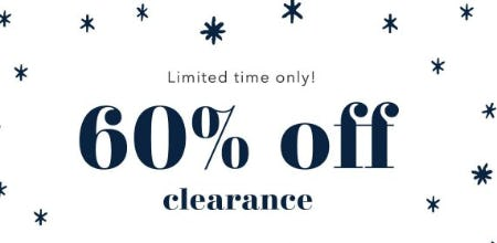 60% Off Clearance from Aerie