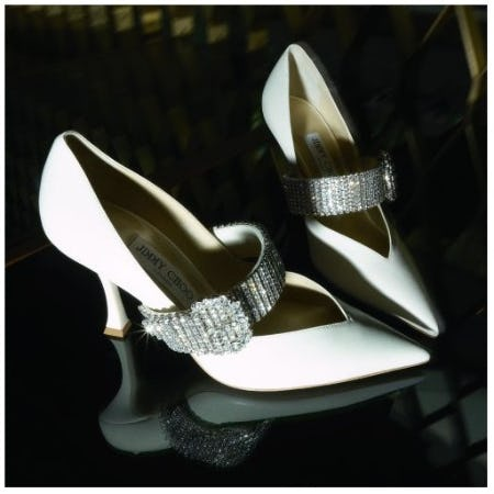 After-Dark Glamor from Jimmy Choo
