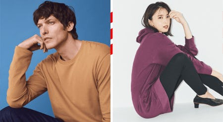Game-Ready Looks from Uniqlo