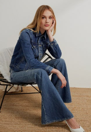 Bootcut & Flare Fits from Ag Jeans
