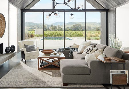 Our New Big Sur Collection from Pottery Barn
