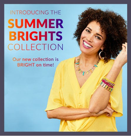 Introducing The Summer Brights Collection from Charming Charlie