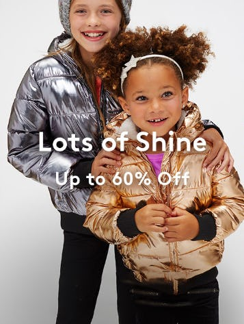 Up to 60% Off Lots of Shine from Nordstrom Rack