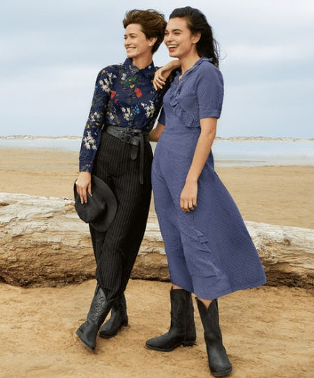 Ines de la Fressange 2020 S/S Just Arrived from Uniqlo