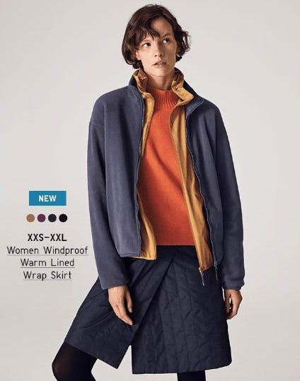 New this Week from Uniqlo