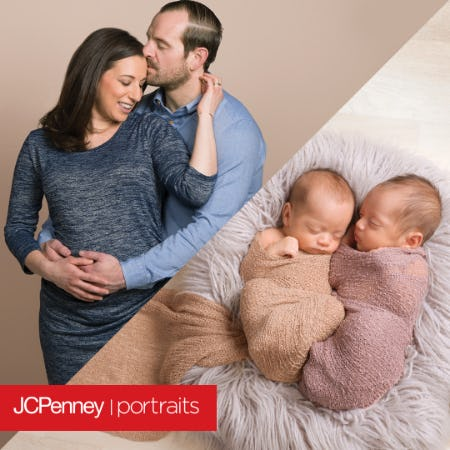 Newborn and Maternity Photography Event from JCPenney Portraits