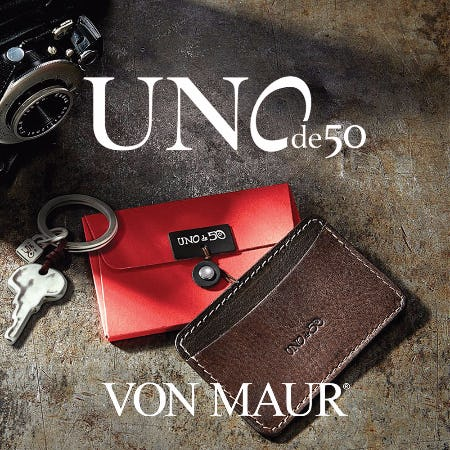 Uno de 50 Gift With Purchase from Von Maur