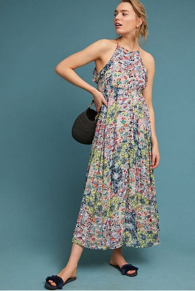 Allerton Maxi Dress from Anthropologie