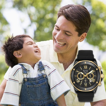 Father's Day WATCH SALE from Daniel's Jewelers