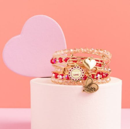 Alex and Ani VDAY 2021 from ALEX AND ANI