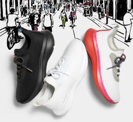 Introducing ZERØGRAND Changepace Sneaker from Cole Haan