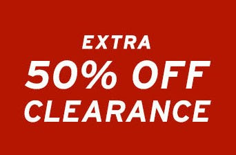 Extra 50% Off Clearance from Eddie Bauer