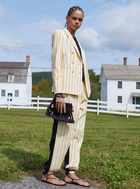 The New Suit from Tory Burch