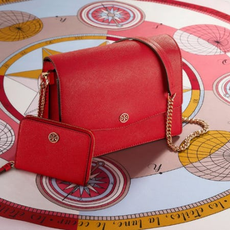 Merry & Bright from Tory Burch