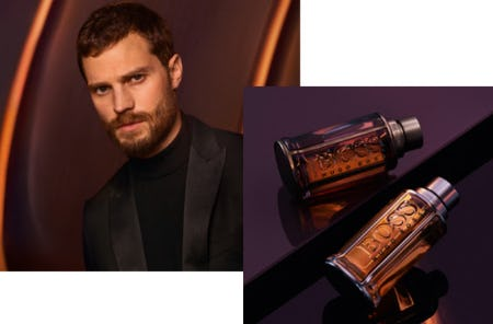 Introducing The Scent Absolute from BOSS Hugo Boss