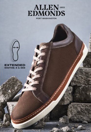 The Business of Comfort from Allen Edmonds