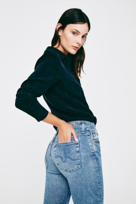 Something Blue from AG Jeans