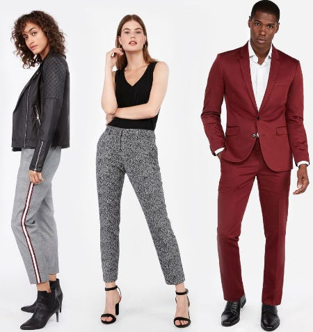 All Sweaters 50% Off from Express Factory
