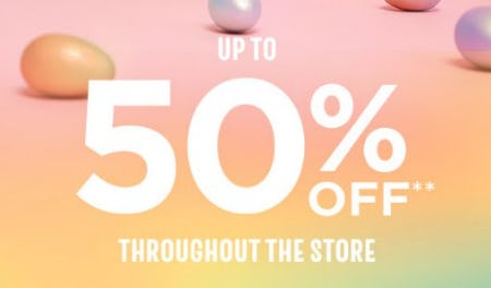Up to 50% Off Throughout The Store from rue21