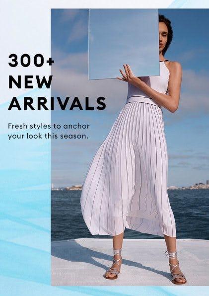 Shop 300+ New Arrivals from Banana Republic