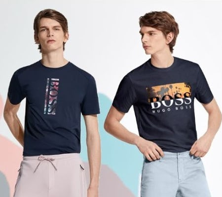 BOSS Logomania from Boss Hugo Boss