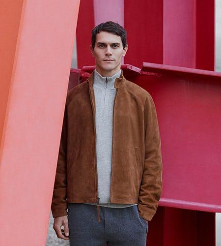Introducing: Vince Fall 2019 Menswear