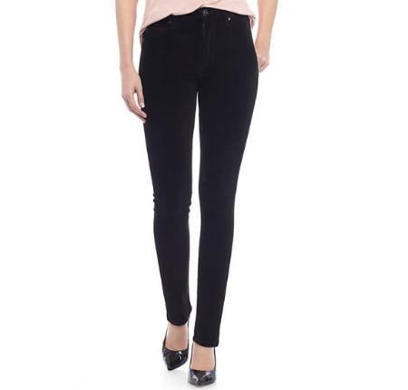 Hudson Jeans Lexi High Rise Skinny Jeans