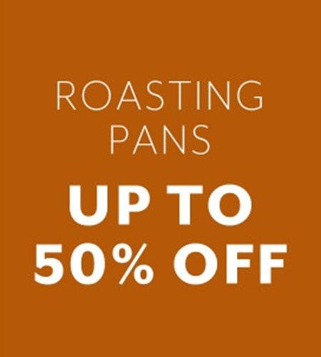 Roasting Pans Up to 50% Off from Sur La Table