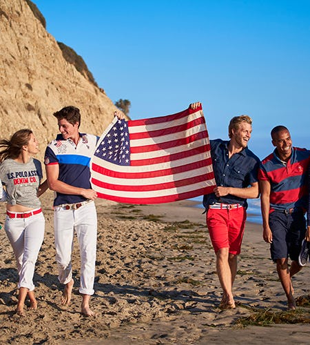 Memorial Day Sale! from U.S. Polo Assn.