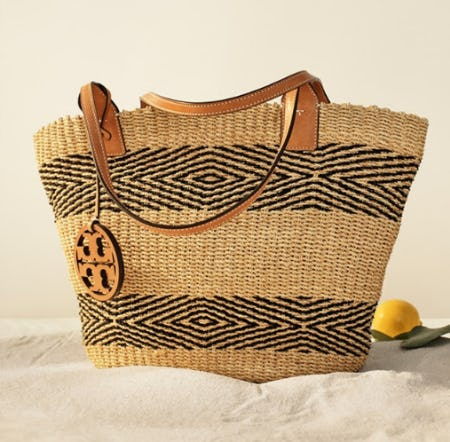6d721aa34b8 The Miller Tote at Tory Burch