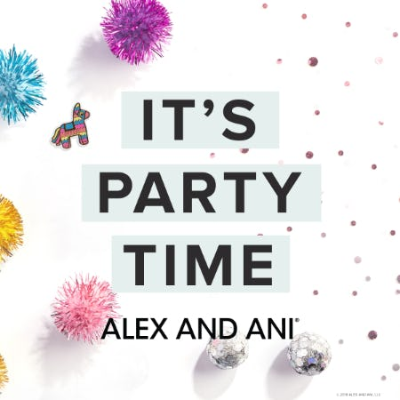 Get 14% Off for ALEX AND ANI's Birthday! from ALEX AND ANI