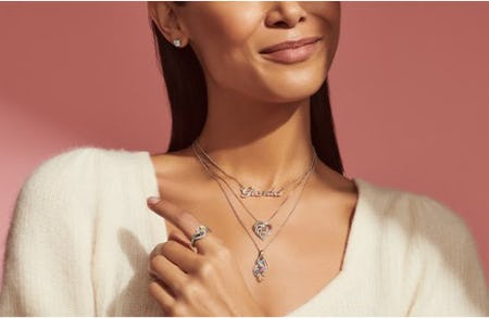 Perfect Gift Made Just for Them from Kay Jewelers