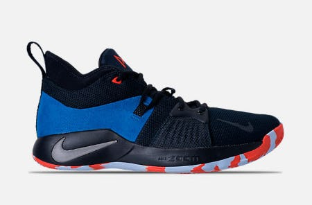 Men's Nike PG 2 Basketball Shoes from Finish Line
