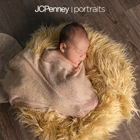 Baby Photo Event from JCPenney Portraits
