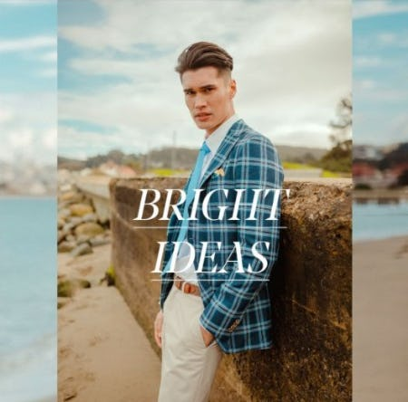 Bright New Arrivals from Indochino