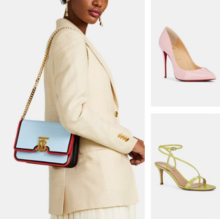 Sweet Pastels for Spring from Barneys New York