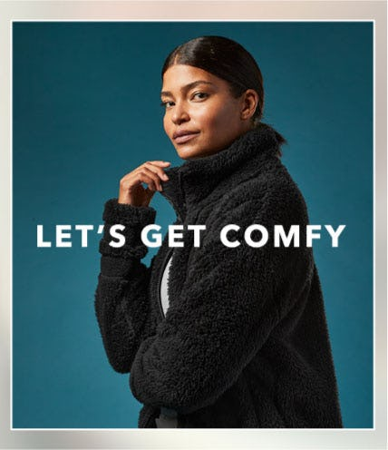 All The Coziness from Athleta
