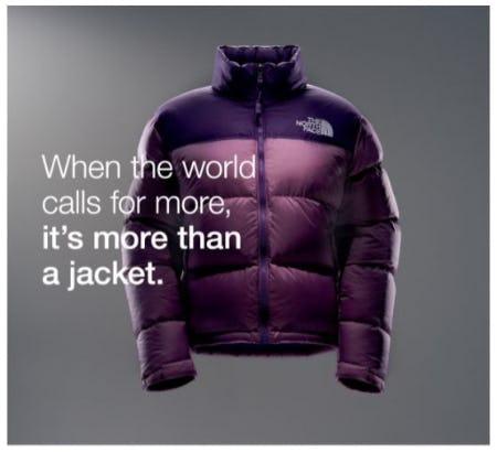 The Nuptse Jacket