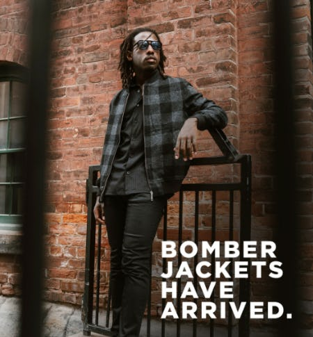 Bomber Jackets Have Arrived from Indochino