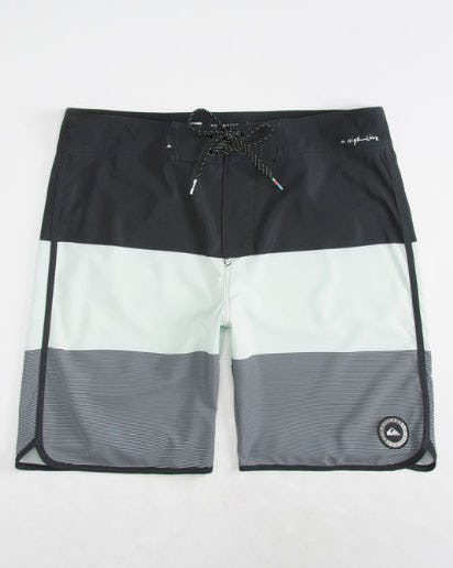 Quiksilver Tijuana Scallop Mens Boardshorts from Tilly's