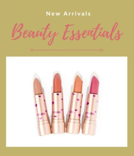Some Brand-New Beauty Things from Charming Charlie